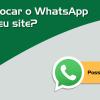 Como criar o botão do WhatsApp fixo no seu Site